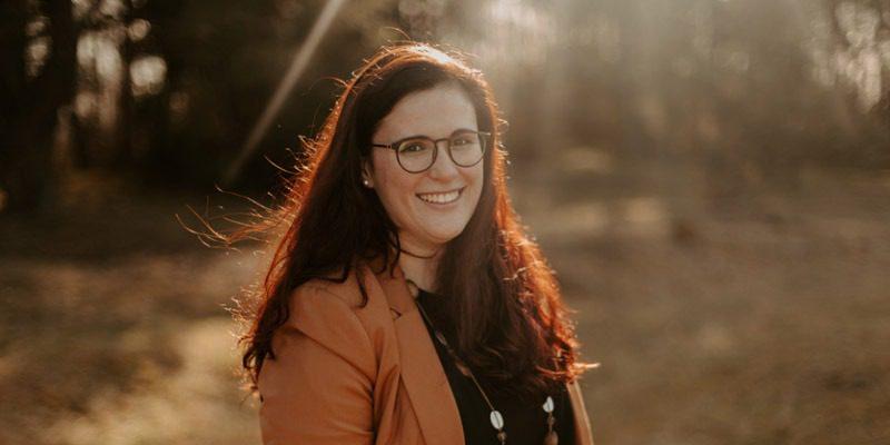 Portrait Foto von Katja Wallenta freie Traurednerin für Ihre freie Trauung in Stuttgart und Umgebung