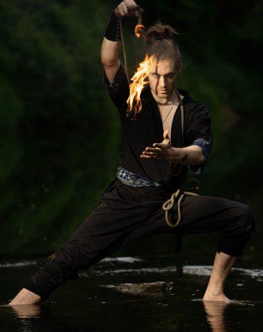 jan rope dart samurai feuershow aus stuttgart hochkant 3